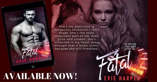 Fatal - Available Now Poster