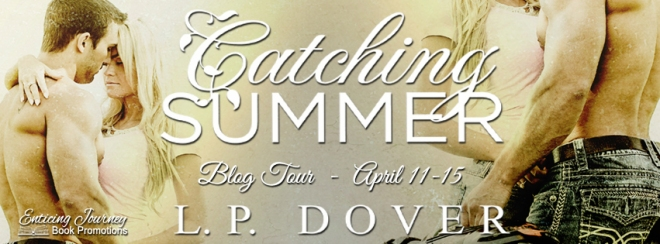 Catching Summer Blog Tour Banner