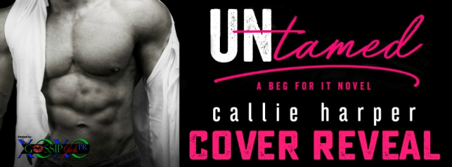Untamed Cover Reveal Banner